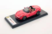 Ferrari 812 GTS cabriolet Rouge Scuderia GTS cabriolet Rouge Scuderia 1/43