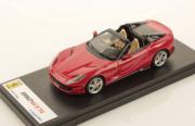 Ferrari 812 GTS Spider Rouge Course - Custode noire GTS Spider Rouge Course - Custode noire 1/43