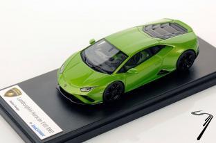 Lamborghini Huracan Evo RWD Vert Selvans Evo RWD Vert Selvans 1/43