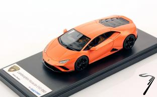 Lamborghini Huracan Evo RWD Orange Xanto Evo RWD Orange Xanto 1/43