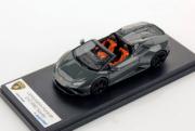 Lamborghini Huracan EVO RWD Spyder Gris Telesto EVO RWD Spyder Gris Telesto 1/43