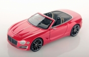 Bentley . Speed 6e cabriolet rouge St James 1/43