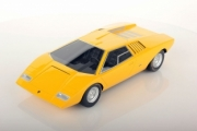 Lamborghini Countach LP500 jaune LP500 jaune 1/18