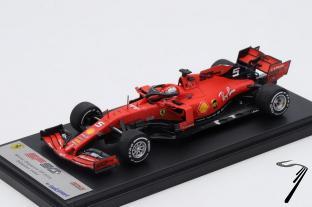Ferrari SF90 1er GP Singapour  1/43
