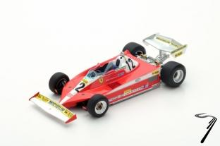 Ferrari 312 T3 1er GP Canada  1/18