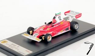 Ferrari 312T 3eme GP Italie - Champion du Monde  1/43