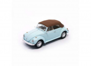 Volkswagen . Découvrable Bleu 1/43