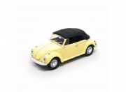 Volkswagen . Découvrable jaune 1/43