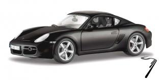 Porsche Cayman S Couleurs Variables S Couleurs Variables 1/18