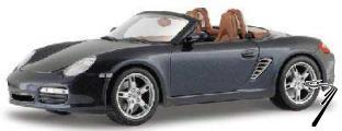 Porsche Boxter S couleurs variables S Couleurs Variables 1/18
