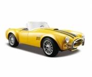 Shelby Cobra 427 jaune 427 jaune 1/24
