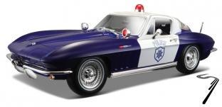 Chevrolet . Police 1/18