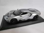 Ford GT grise Grise 1/18