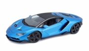 Lamborghini Centenario bleue bleue 1/18