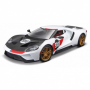 Ford GT Heritage Heritage 1/18