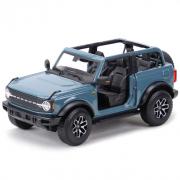 Ford . bleu 1/18