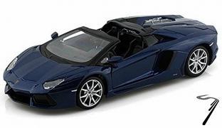 Lamborghini Aventador cabriolet couleurs variables cabriolet couleurs variables 1/24