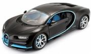 Bugatti Chiron Noire Record 0 - 400 Km/h Noire Record 0 - 400 Km/h 1/24