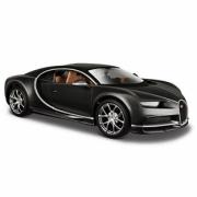 Bugatti Chiron noir black 1/24
