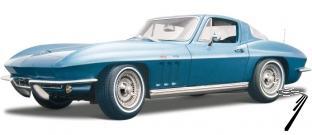 Chevrolet Corvette couleurs variables couleurs variables 1/18
