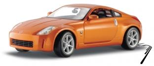 Nissan 350Z couleurs variables couleurs variables 1/18