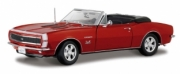 Chevrolet . SS 396 various colors 1/18