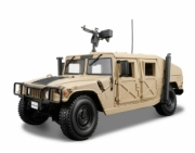 Hummer . Humvee couleurs variables 1/18