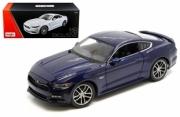 Ford . bleu - version premium 1/18