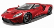 Ford . rouge - gamme premium 1/18