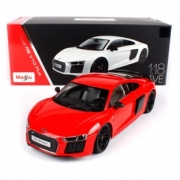 Audi R8 V10 plus bleu - version Premium V10 plus bleu - version Premium 1/18