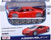 Lamborghini Huracan LP 610-4 - Kit à monter LP 610-4 - Kit à monter 1/24