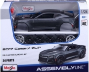 Chevrolet Camaro ZL 1 - Kit à monter ZL 1 - Kit à monter 1/24
