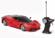 Ferrari LaFerrari rouge RC rouge 1/24