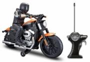 Harley Davidson XL 1200N Nightster avec pilote  autre