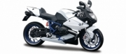 BMW R1200 HP2 sport blanche/noire  1/12