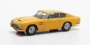 Aston Martin DB6 Vantage jaune Vantage jaune 1/43