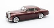 Bentley . I Continental Park Ward bronze/marron 1/43