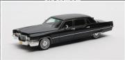 Cadillac . série 75 Limousine bleu foncé métallisé 1/43
