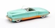 Chrysler . Concept LeBaron cabriolet vert métallisé 1/43
