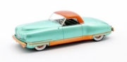 Chrysler . Concept LeBaron cabriolet fermé vert métallisé 1/43