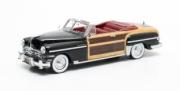 Chrysler . convertible black/wood 1/43