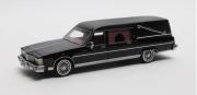 Oldsmobile . Eureka Regent Landaulet Corbillard noir 1/43