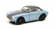 Fiat . Moretti 750 Grand Sport bleu métallisé/noir 1/43