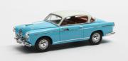Alfa Romeo . Super Boano Primavera bleu / blanc 1/43
