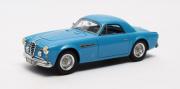 Alfa Romeo . 2500 SS Supergioiello Ghia Coupé bleu 1/43