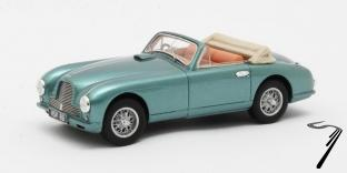 Aston Martin DB2 Vantage cabriolet vert métal Vantage cabriolet vert métal 1/43