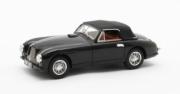 Aston Martin DB2 Vantage cabriolet fermé noir métal Vantage cabriolet fermé noir métal 1/43