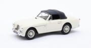 Aston Martin . / 4 MKII cabriolet fermé DHC by Tickford - blanche 1/43