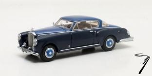 Bentley . MKVI Pininfarina bleu 1/43
