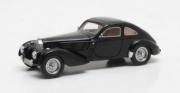 Bugatti . Type 57 Guillore noir  1/43